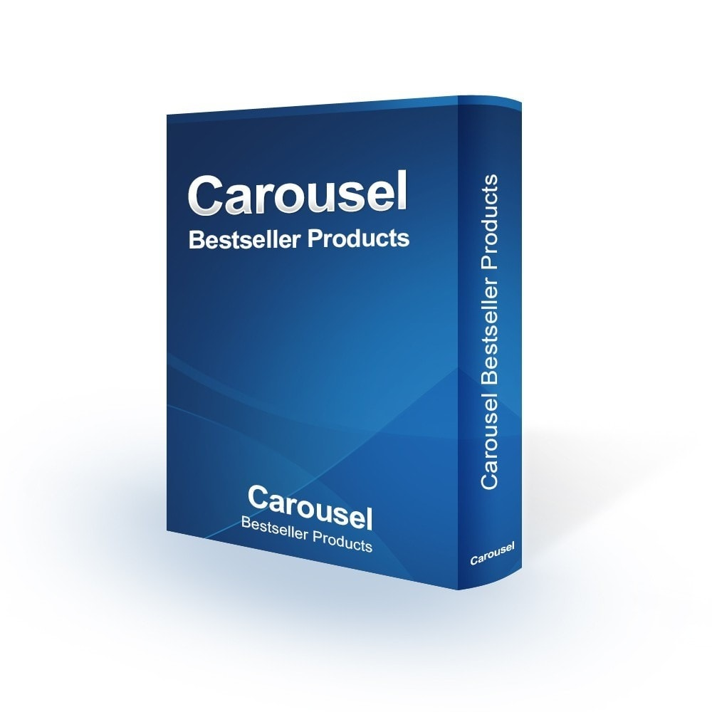 module - Silder & Gallerien - Carousel Bestseller Products - 1