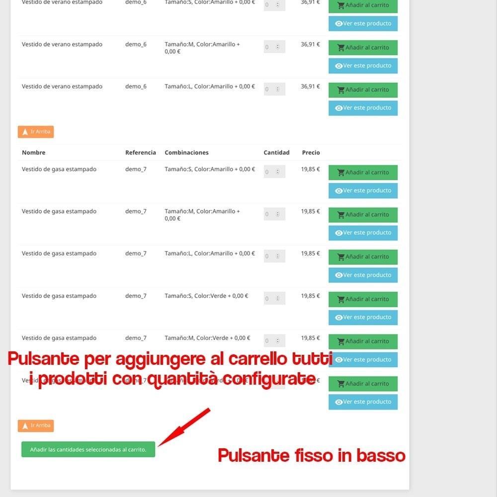 module - B2B - Creatore di Ordini Express per i clienti business - 20