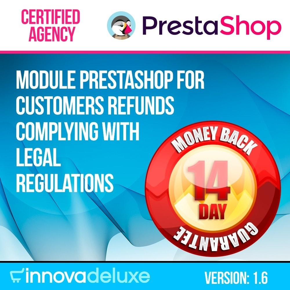 module - Rechtssicherheit - Product refunds (Consumer defense law) - 1