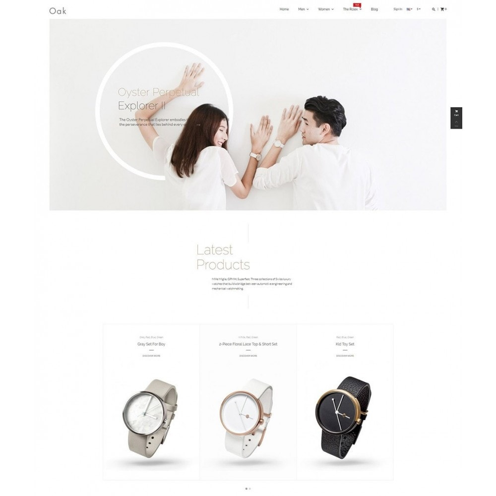 theme - Bellezza & Gioielli - Luxury Watches - 2