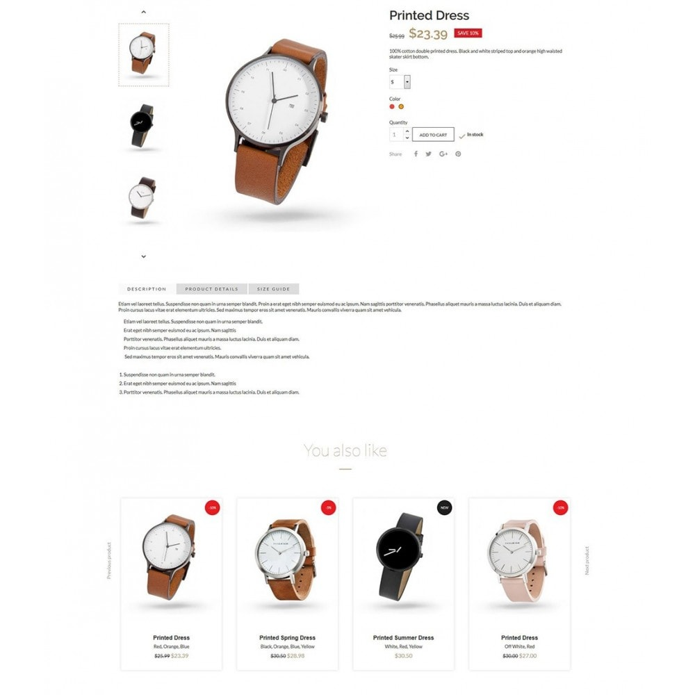 theme - Schmuck & Accesoires - Luxury Watches - 6