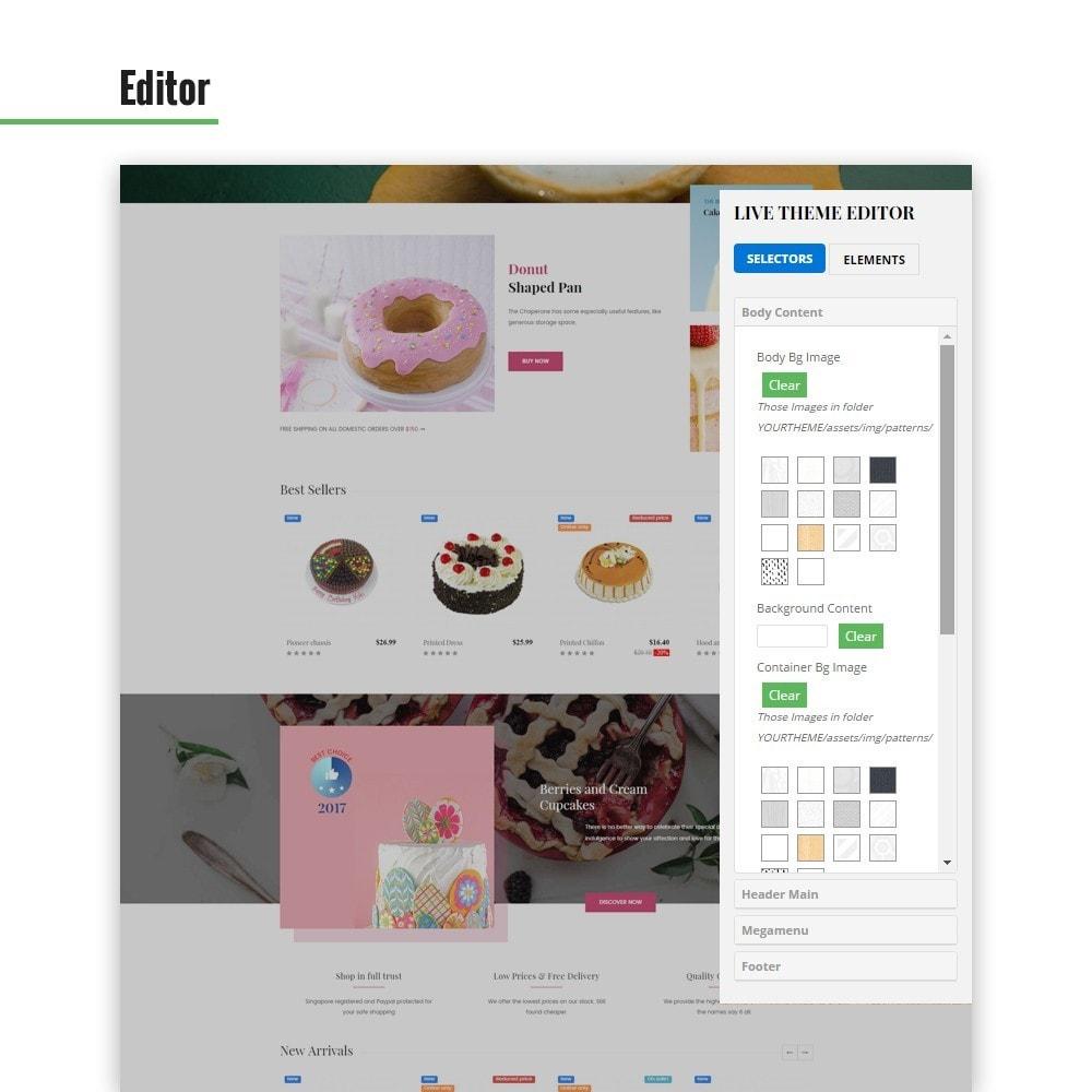 theme - Żywność & Restauracje - Ap Donit - 3