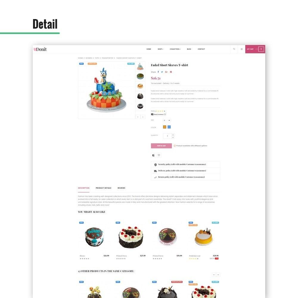 theme - Lebensmittel & Restaurants - Ap Donit - 6