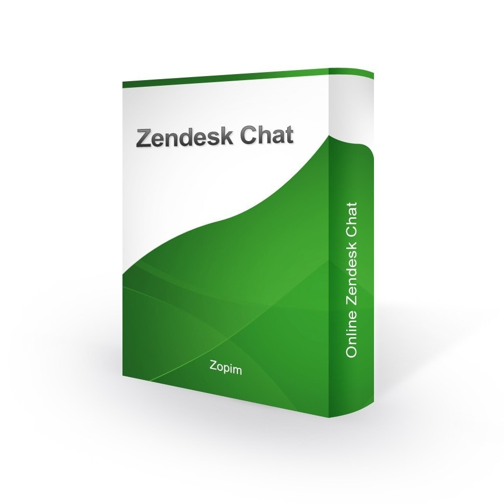 module - Suporte & Chat on-line - Online Chat Zendesk - 1