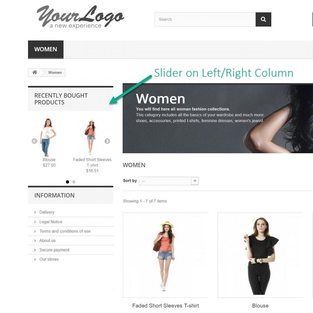 module - Orderbeheer - Recente bestellingen - Onlangs gekocht producten - 8
