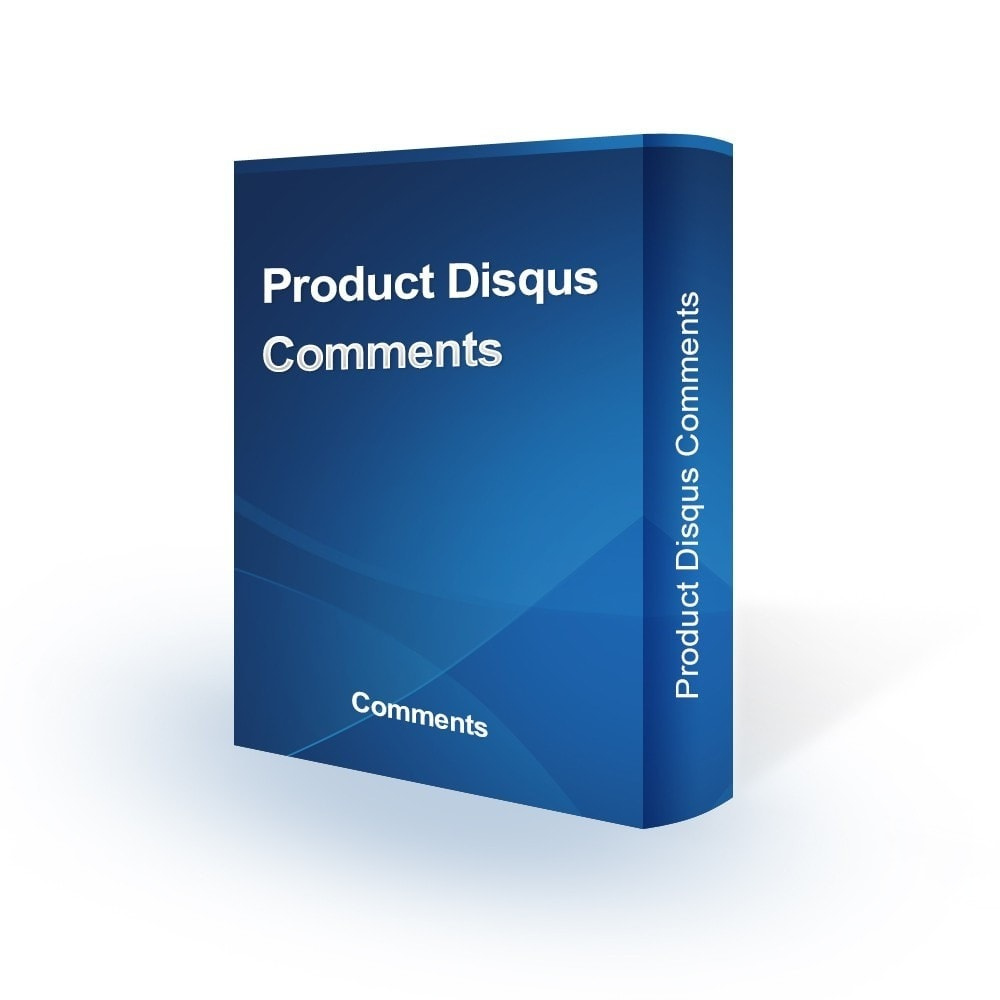 module - Comentarios de clientes - Product Disqus Comments & Reviews - 1