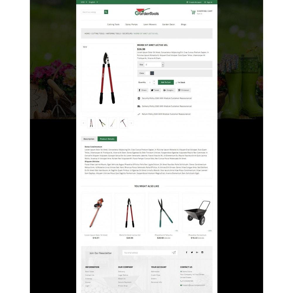 theme - Huis & Buitenleven - GardenTools - Tools Store - 5