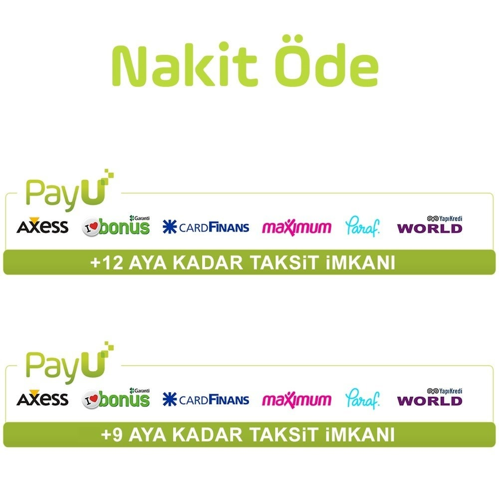 module - Payment by Card or Wallet - PayU Turkey Sanal POS Payment - 4