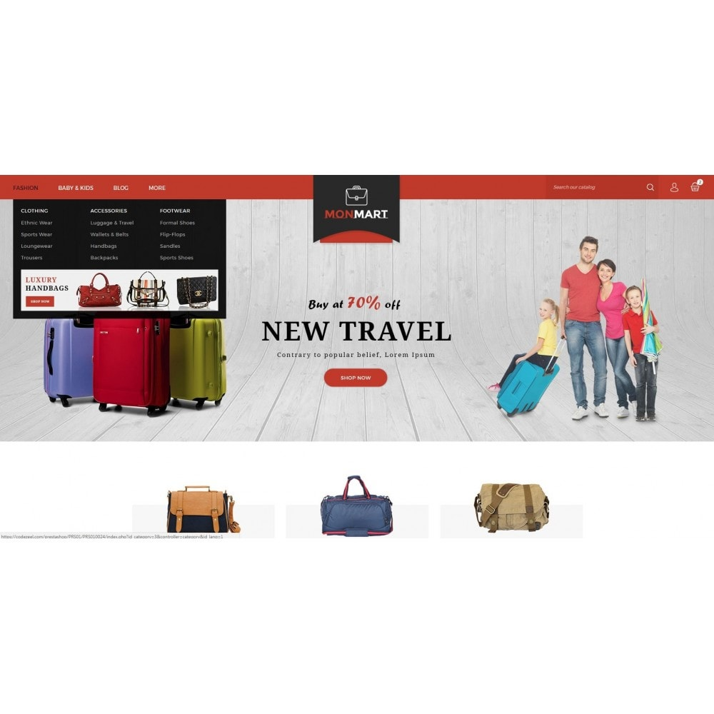 theme - Moda & Calzature - MonMart Bag Store - 6