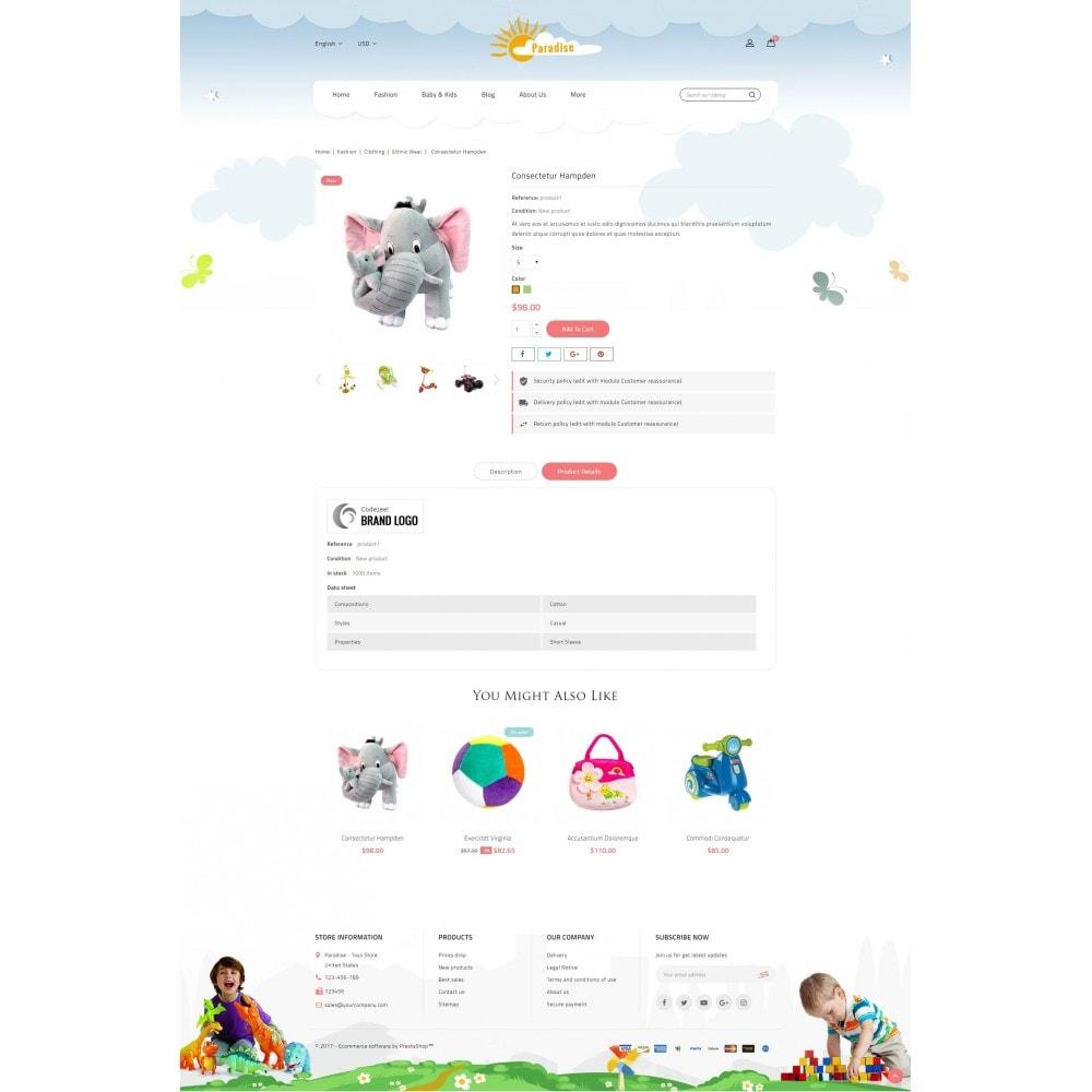 theme - Enfants & Jouets - Paradise Toys Store - 5