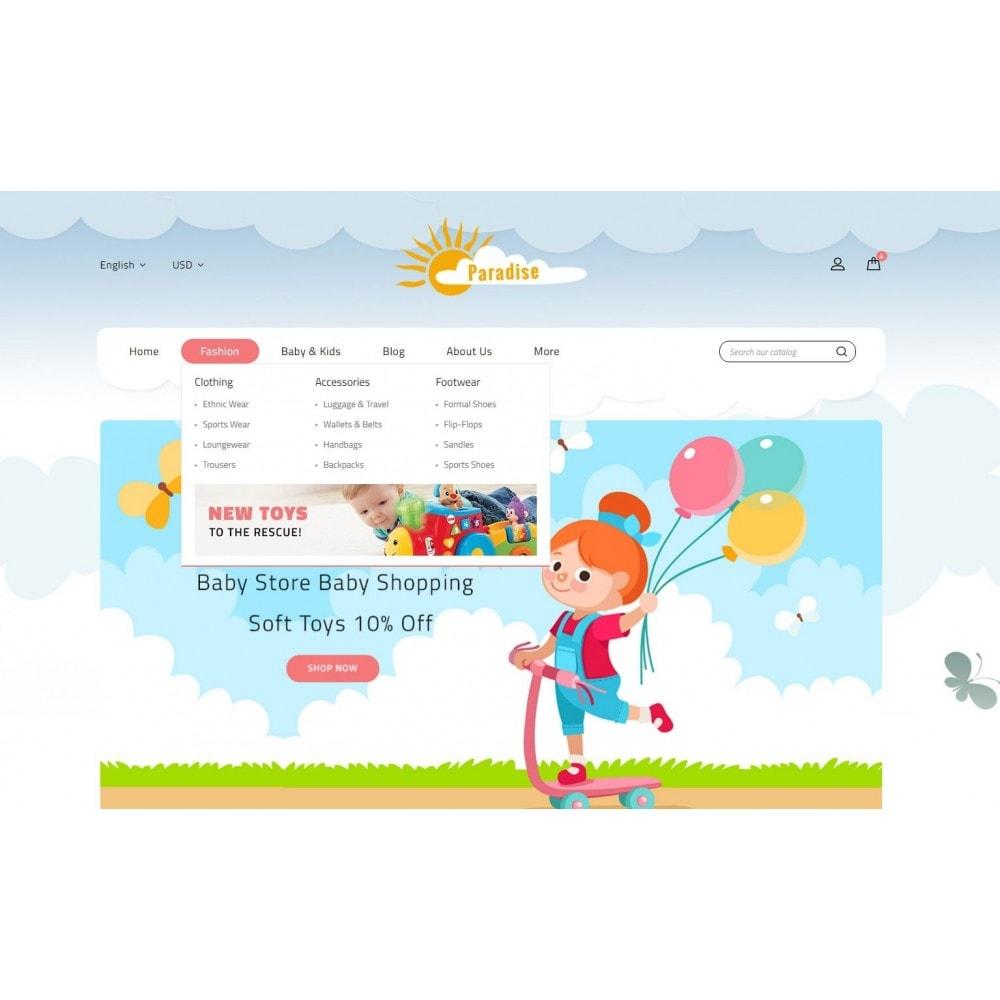 theme - Crianças & Brinquedos - Paradise Toys Store - 6