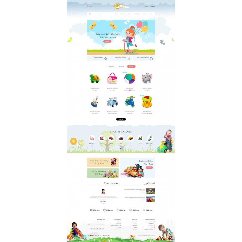 theme - Enfants & Jouets - Paradise Toys Store - 10