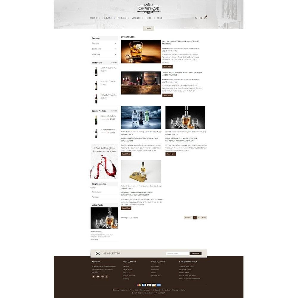 theme - Napoje & Wyroby tytoniowe - Winebar WIne Store - 5
