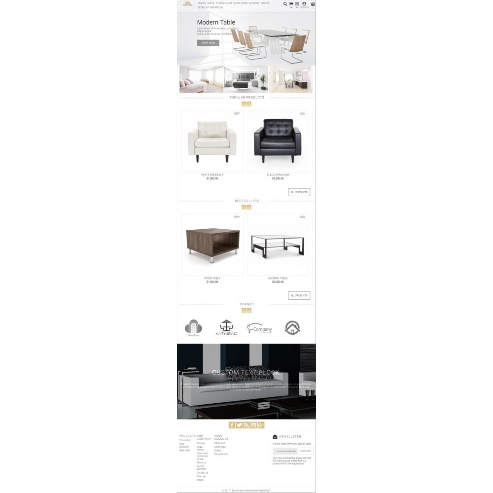 theme - Casa & Jardins - Furniture Store - 5