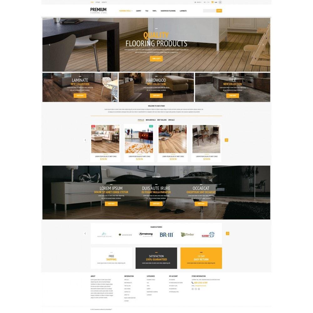 theme - Arte & Cultura - Flooring Store - 4