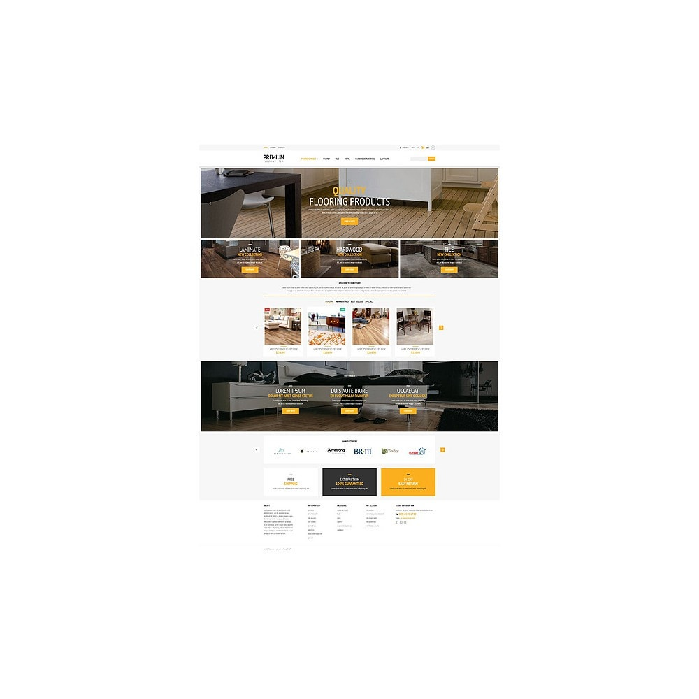 theme - Arte & Cultura - Flooring Store - 10