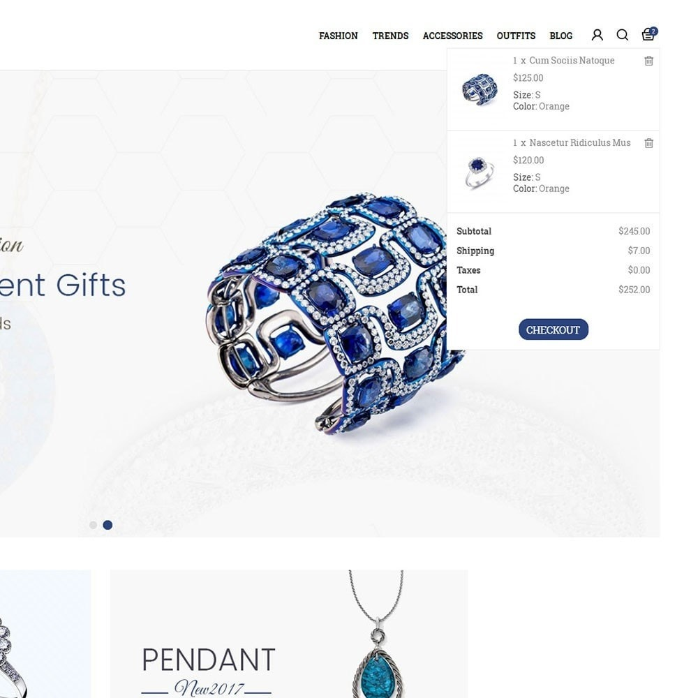 theme - Sieraden & Accessoires - Paradise Jewellery Store - 7
