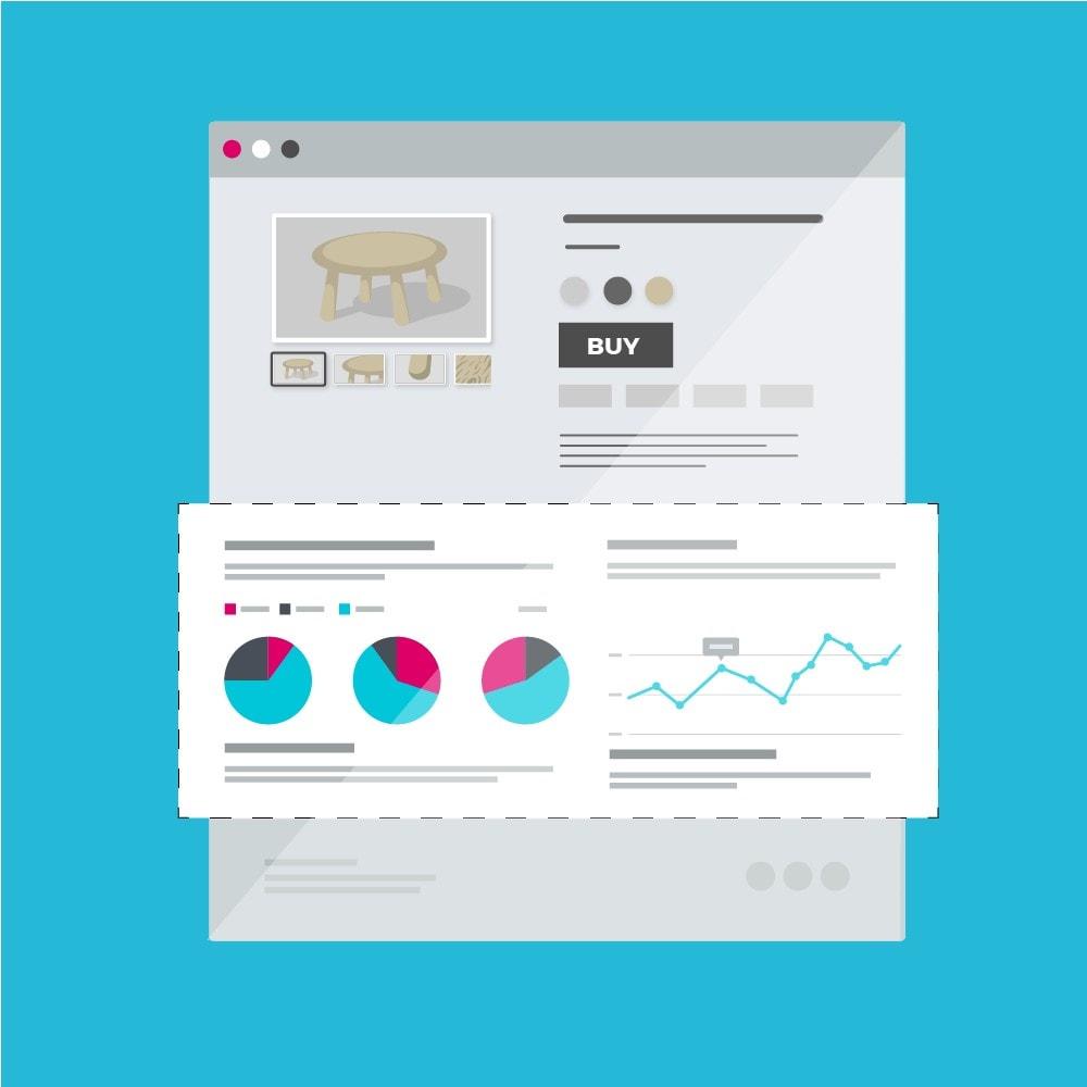 module - Analyses & Statistieken - Essential Product Statistics - 1