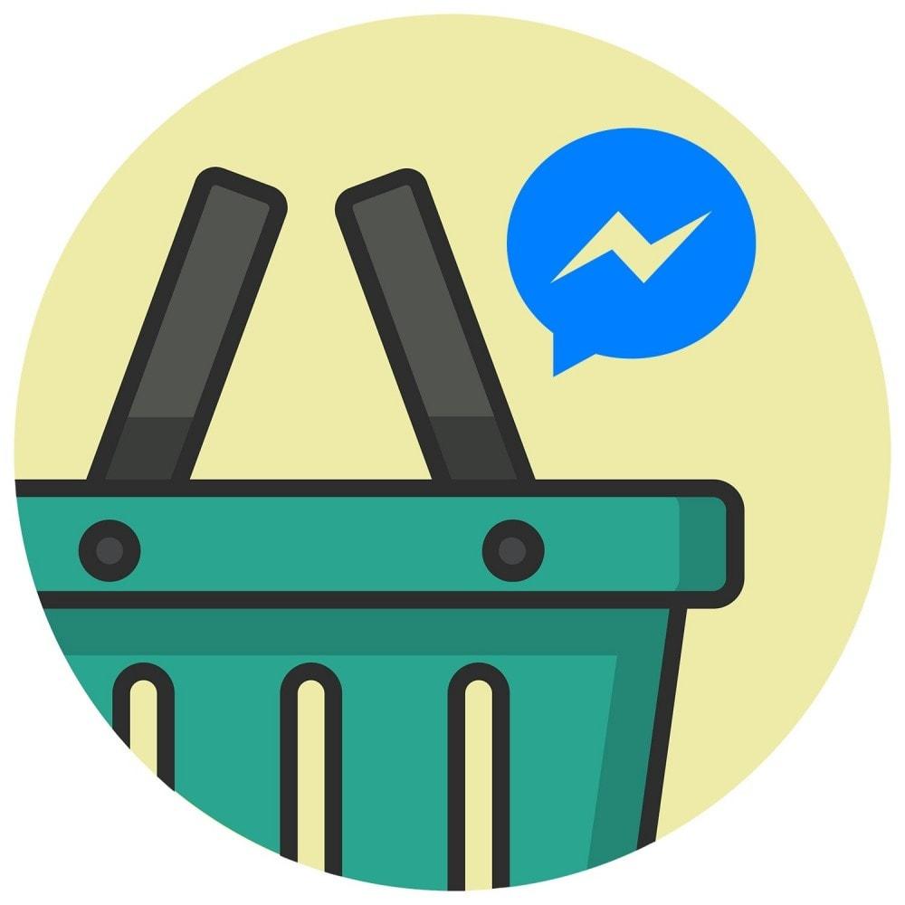 module - Orderbeheer - Bestelling op Messenger - 1