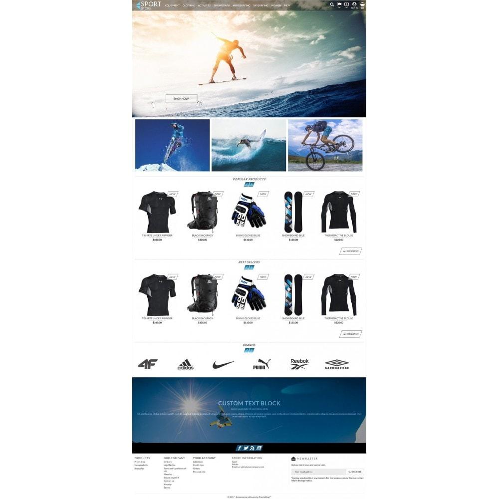 theme - Sport, Activiteiten & Reizen - Sport Store - 2