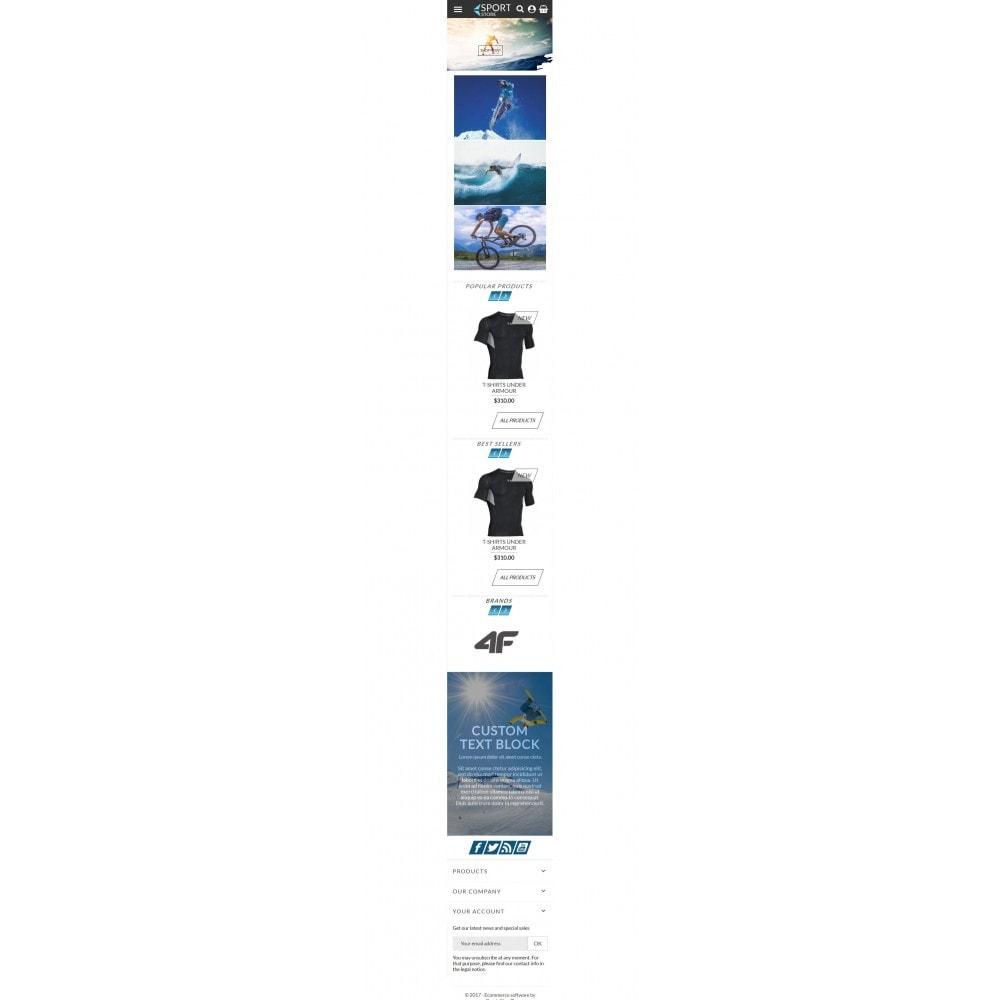 theme - Sport, Loisirs & Voyage - Sport Store - 6