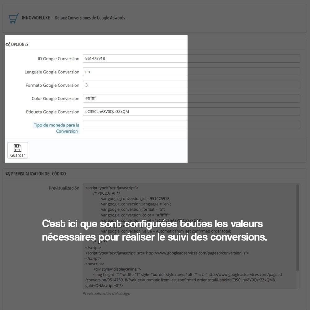 module - Référencement payant (SEA SEM) & Affiliation - Entonnoirs de conversion de Google Adwords - 3