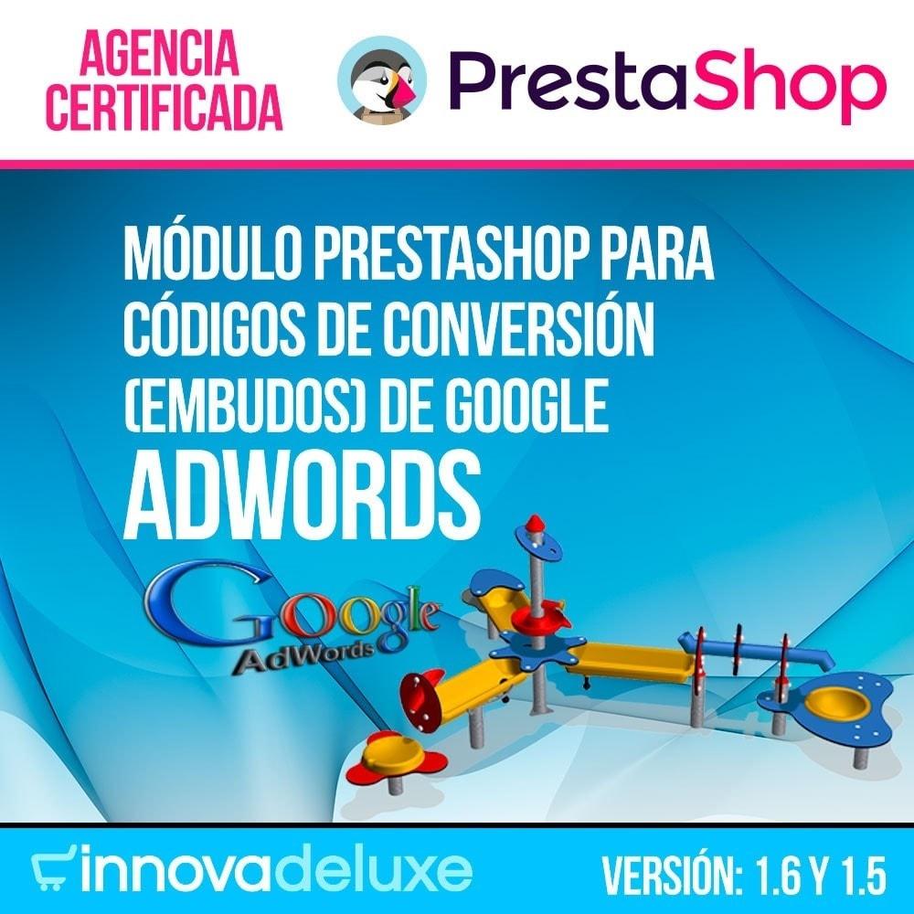 module - SEM SEA - Posicionamiento patrocinado & Afiliación - Embudos de conversiones de Google Adwords - 1