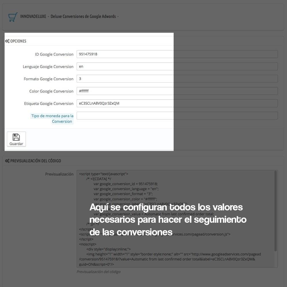 module - SEM SEA - Posicionamiento patrocinado & Afiliación - Embudos de conversiones de Google Adwords - 3