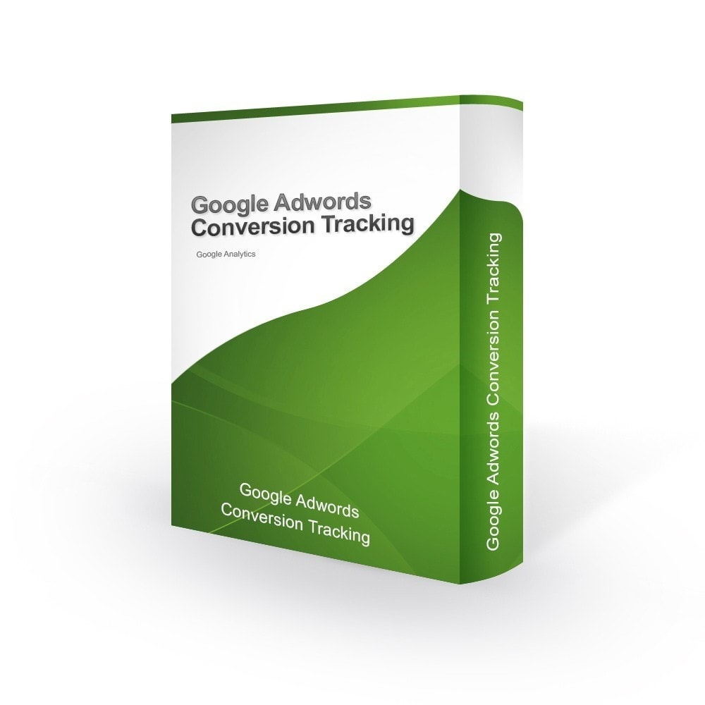module - Informes y Estadísticas - Google Adwords Conversion Tracking - 1