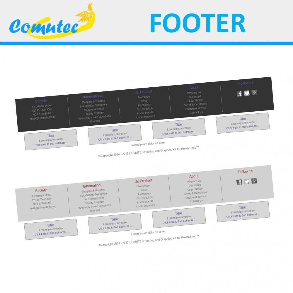 module - Адаптация страницы - Comutec Footer - 1