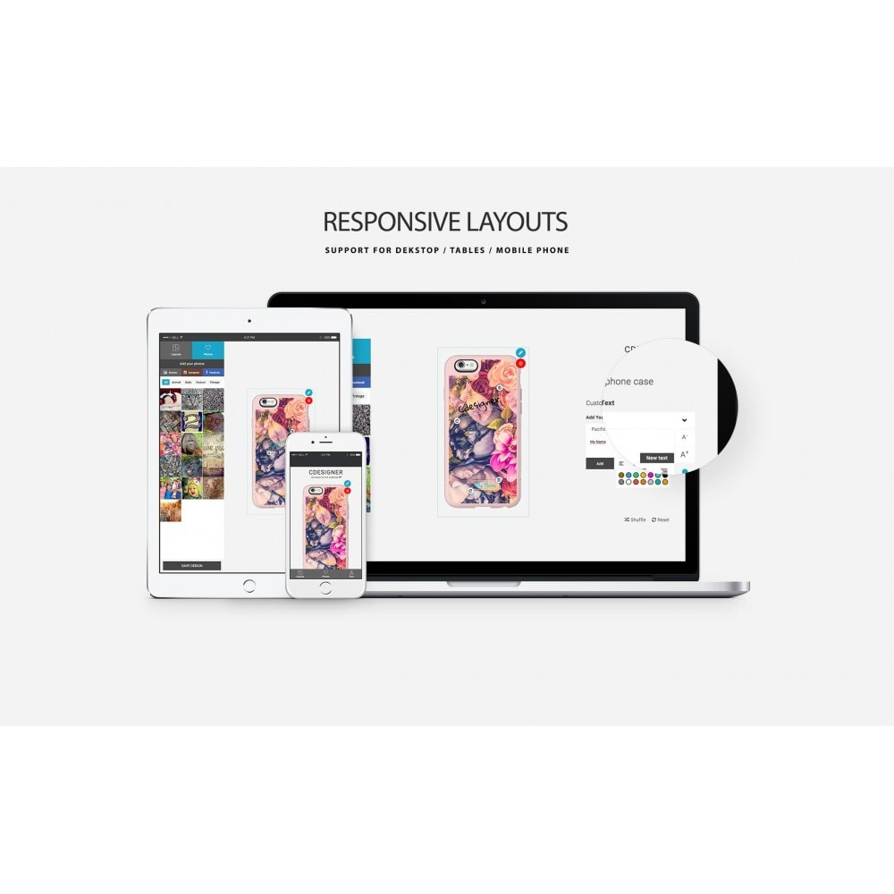 module - Bundels & Personalisierung - Product Customization Designer - Cdesigner Customize - 13
