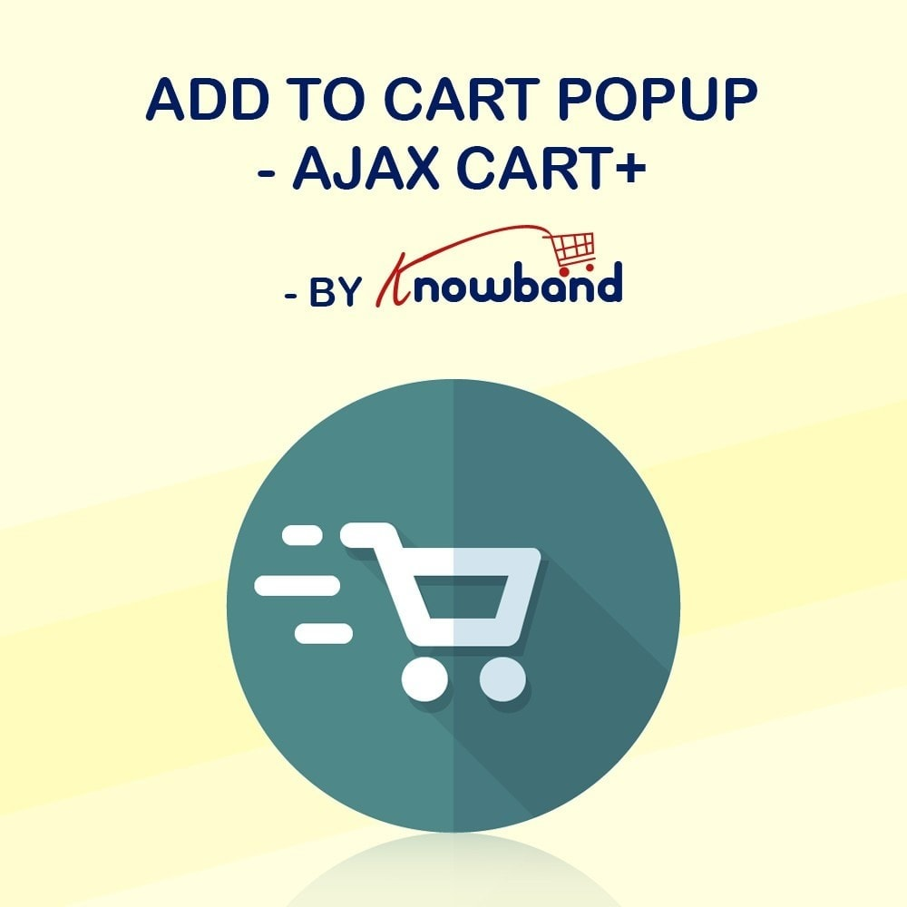 module - Dialoogvensters & Pop-ups - Knowband - Add to cart popup - Ajax Cart+ - 1