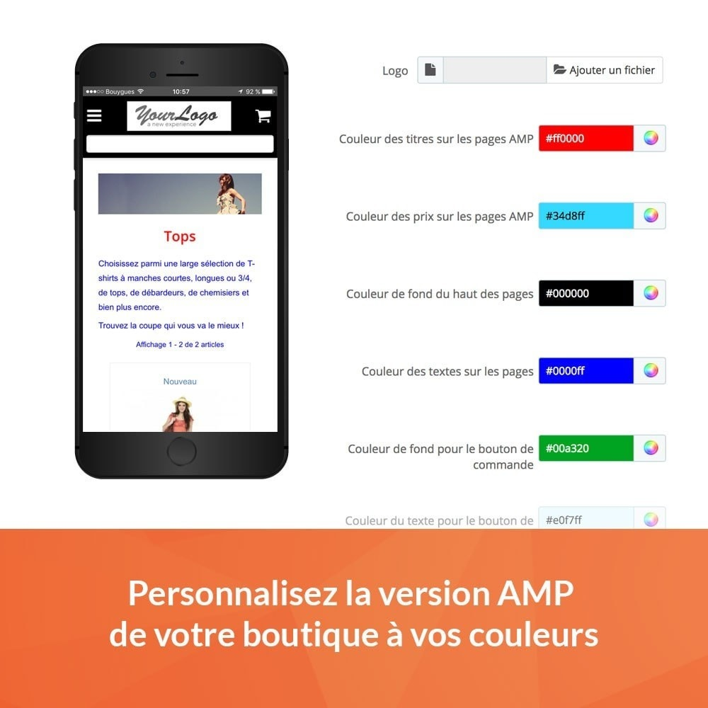 module - Performance du Site - Accelerated Mobile Pages (AMP) PRO - 3