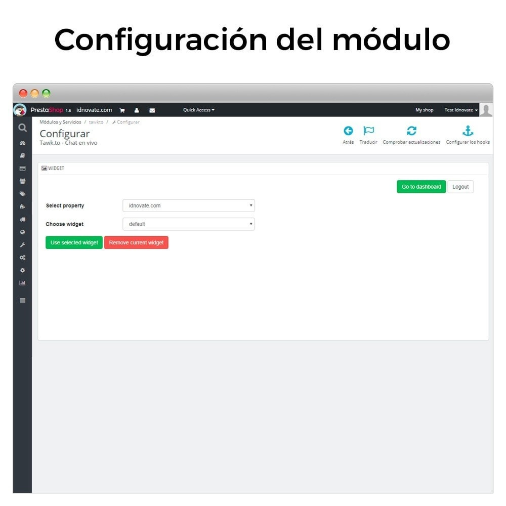 module - Asistencia & Chat online - Tawk.to - Chat integrado en tiempo real - 10