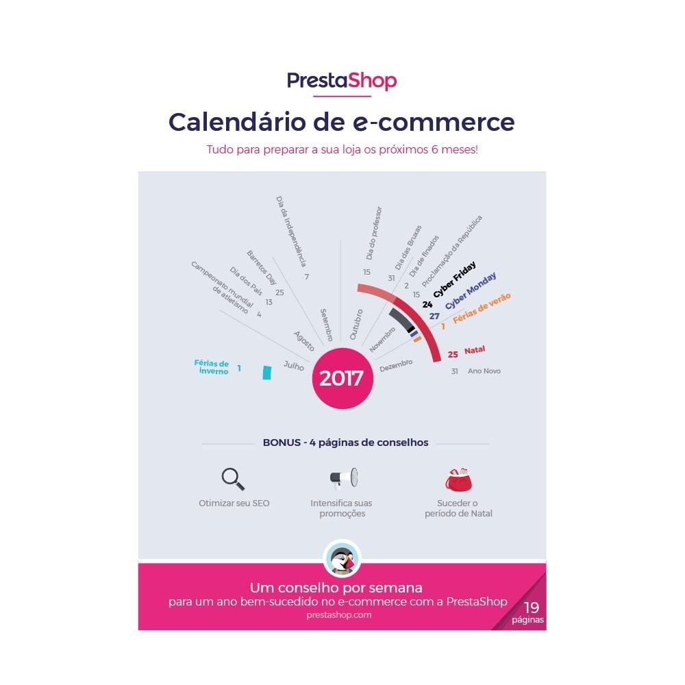 other - Calendário ecommerce - Calendário de e-commerce 2017 de fim de ano - 1