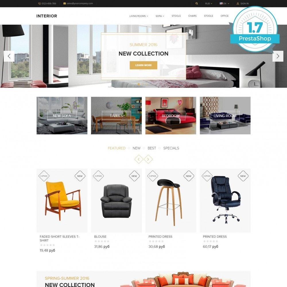 theme - Hogar y Jardín - Interior - Tienda online de muebles - 1