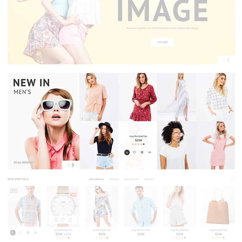 theme - Moda & Calzature - Impresta Fashion - PrestaShop Responsive Theme - 5