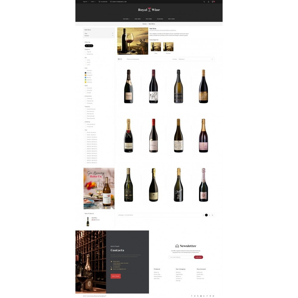 theme - Drank & Tabak - Royal Wine - 3