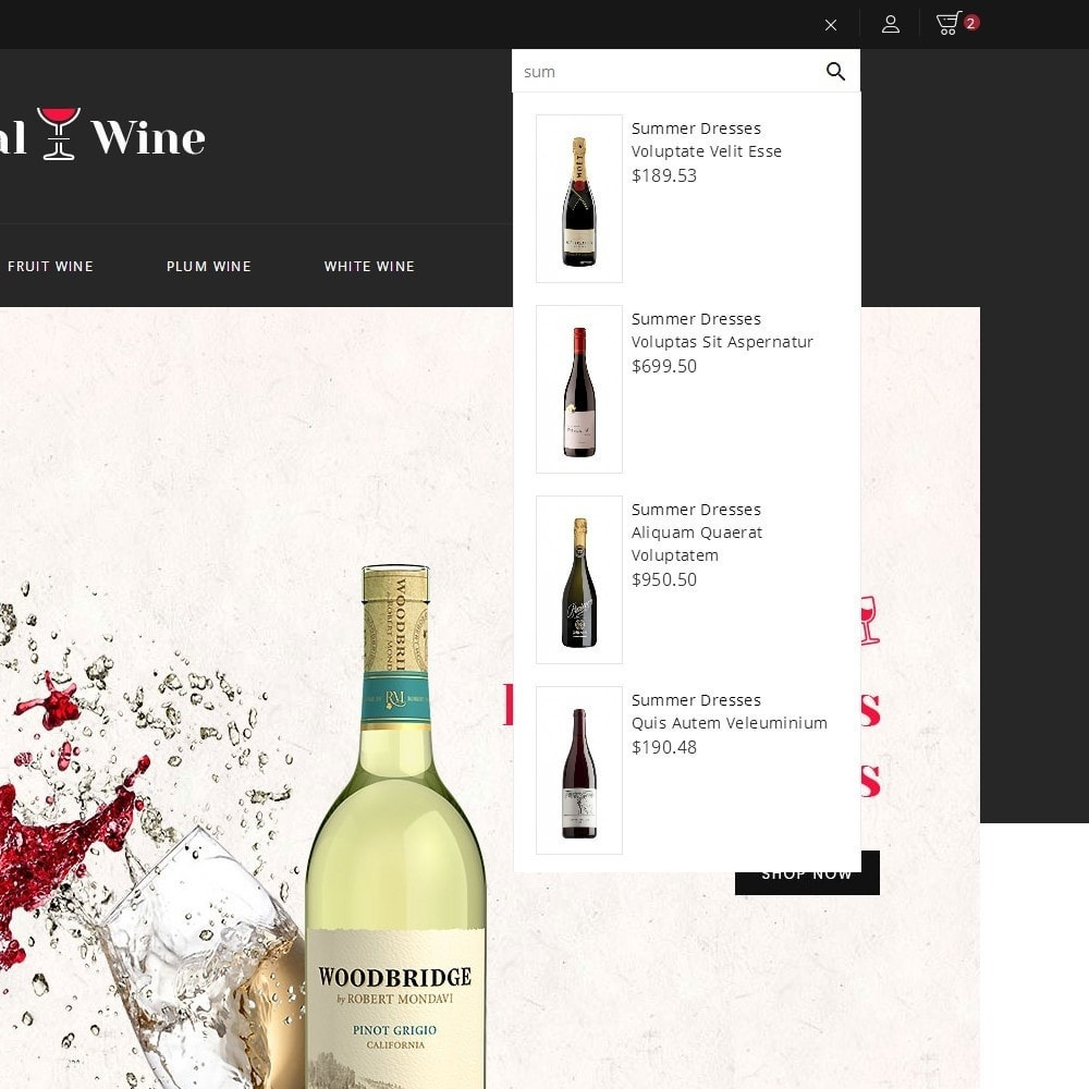 theme - Drink & Wine - Royal Wine - 9