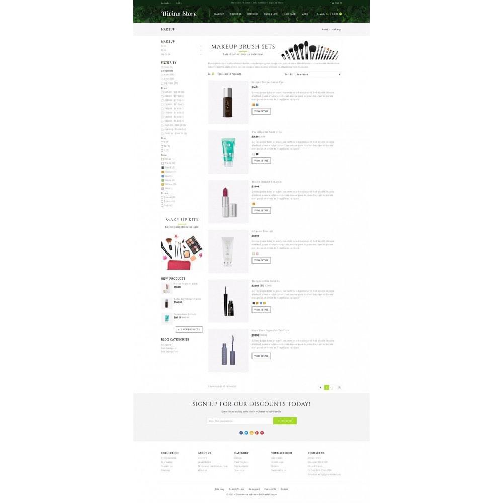 theme - Salud y Belleza - Divine - Beauty Store - 4