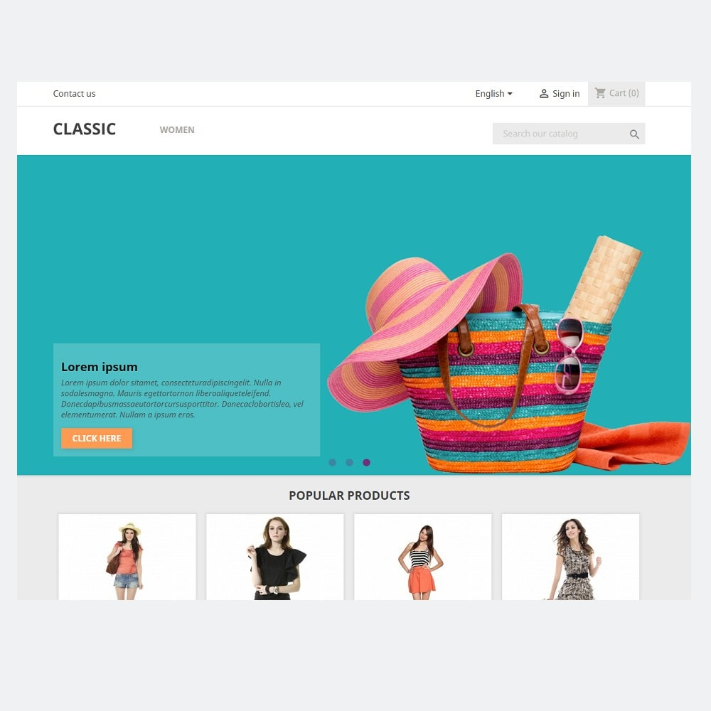 module - Sliders & Galleries - Responsive & Full-screen Homepage Slider - 3