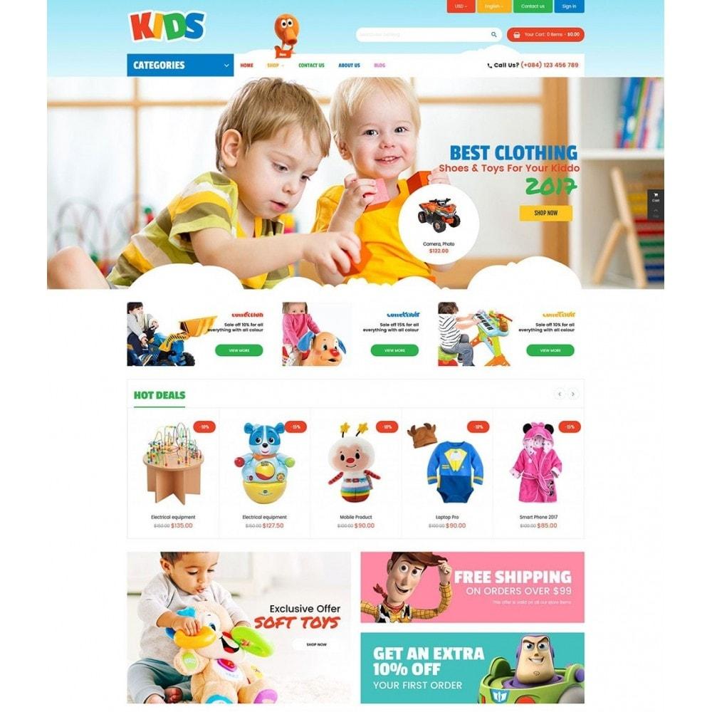 theme - Niños y Juguetes - Kids Store - 2