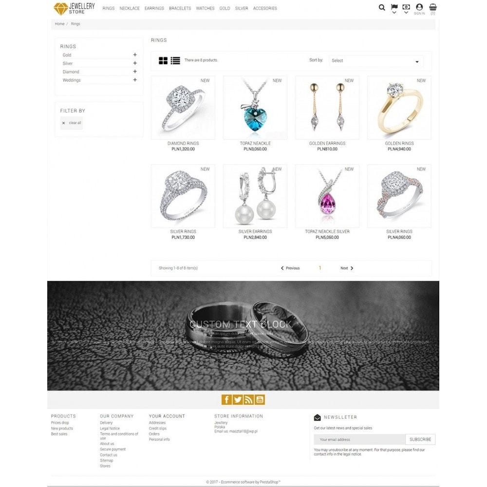 theme - Joyas y Accesorios - Jewellery Store - 4