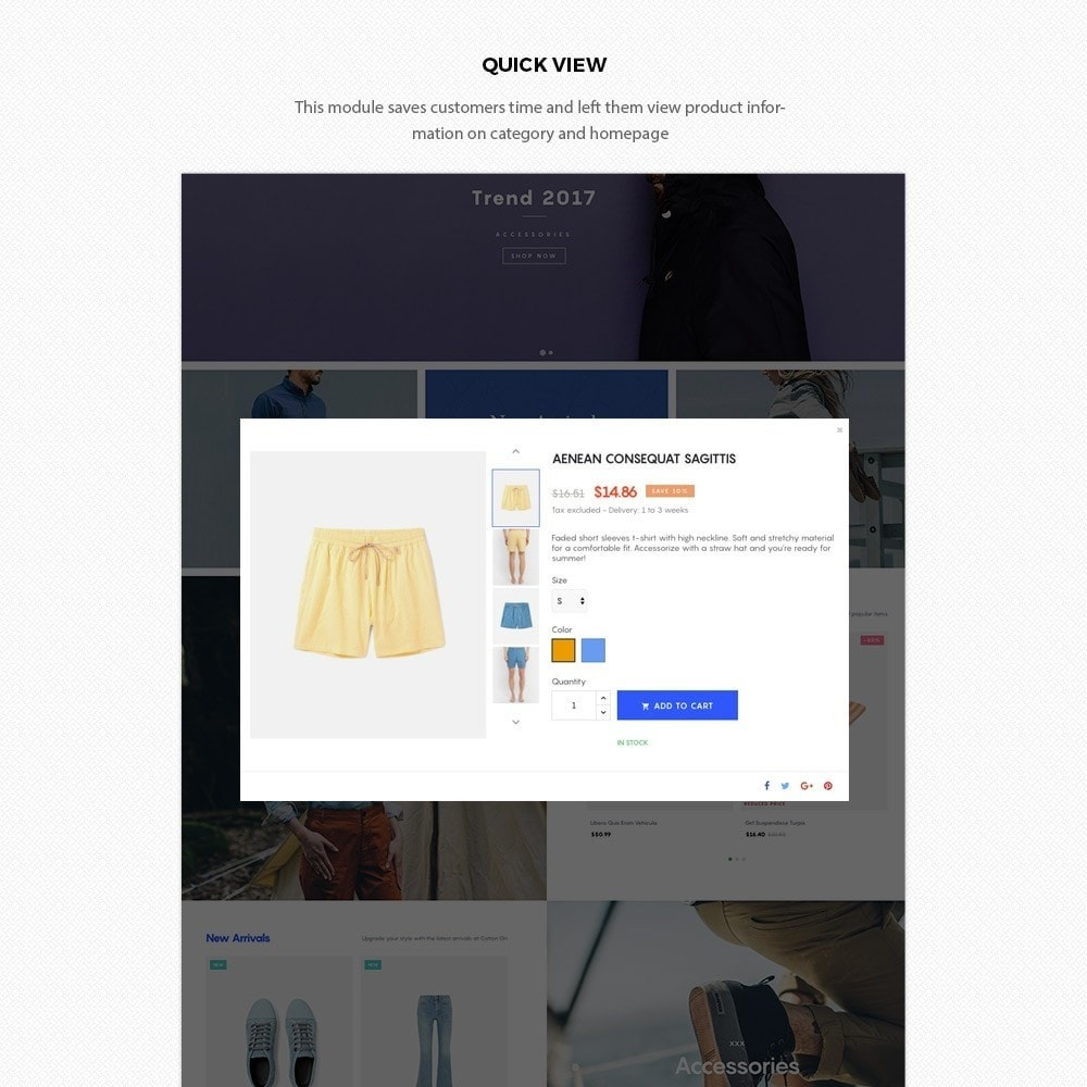 theme - Mode & Schoenen - O2 Fashion Store Responsive Multiple Prestashop Theme - 4