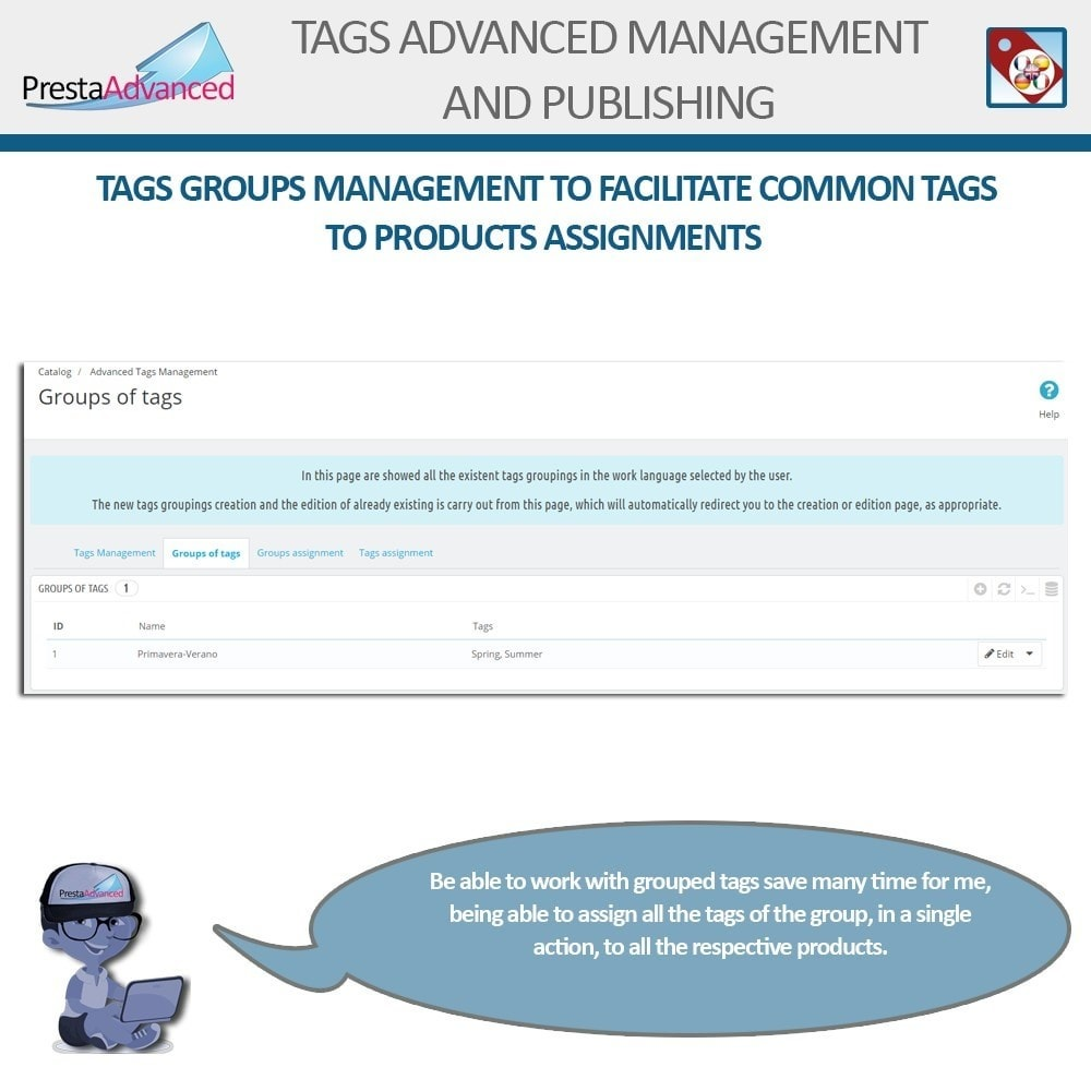 module - Badge & Loghi - Tags: Advanced Management and Publishing - 5