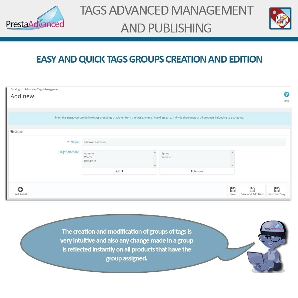 module - Badges & Logos - Tags: Advanced Management and Publishing - 6
