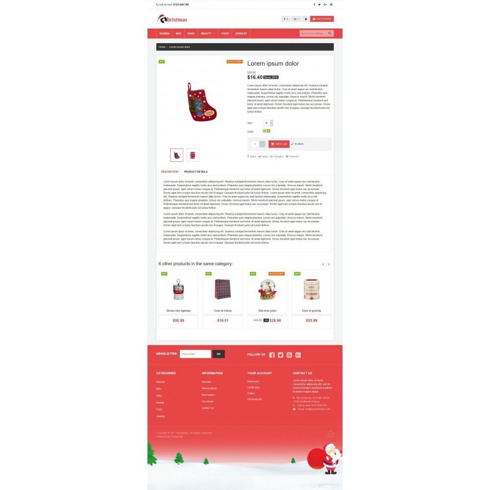 theme - Подарки, Цветы и праздничные товары - VP_Christmas Store - 4