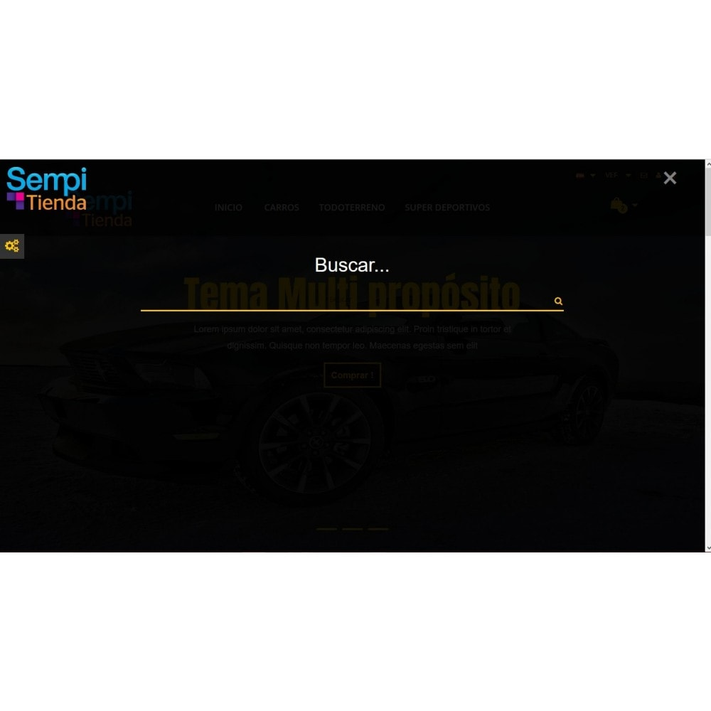 theme - Auto & Moto - Autoparts Multipurpose - 7