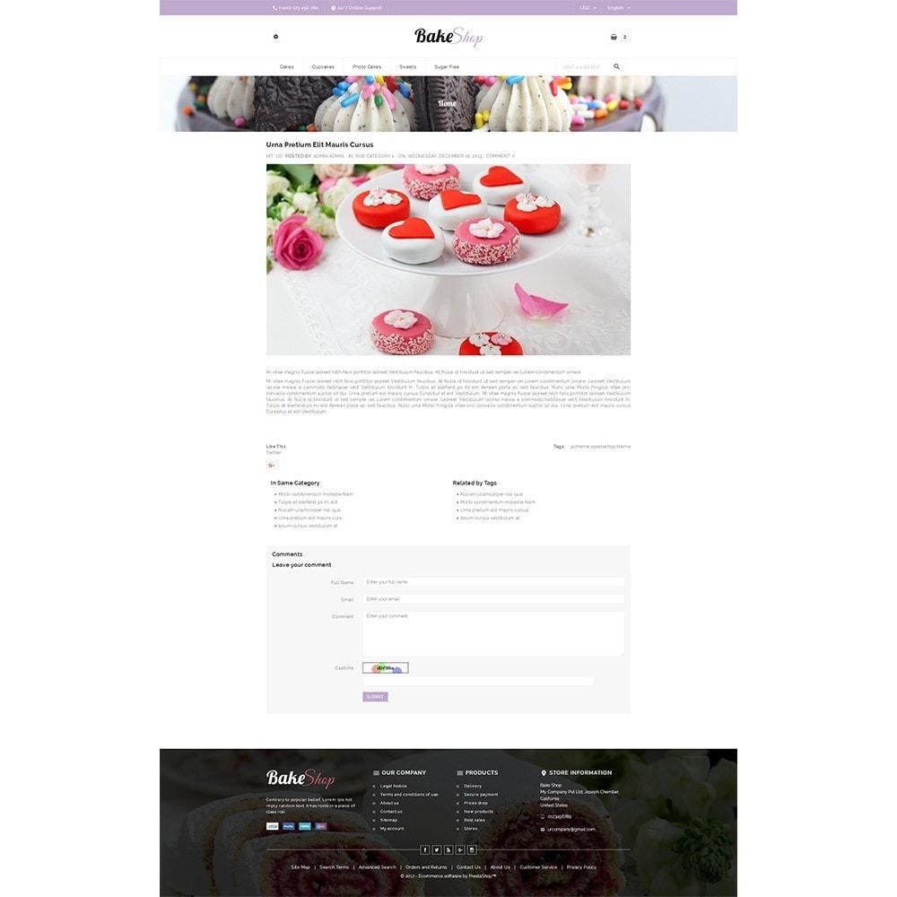 theme - Lebensmittel & Restaurants - Bake Shop - 8