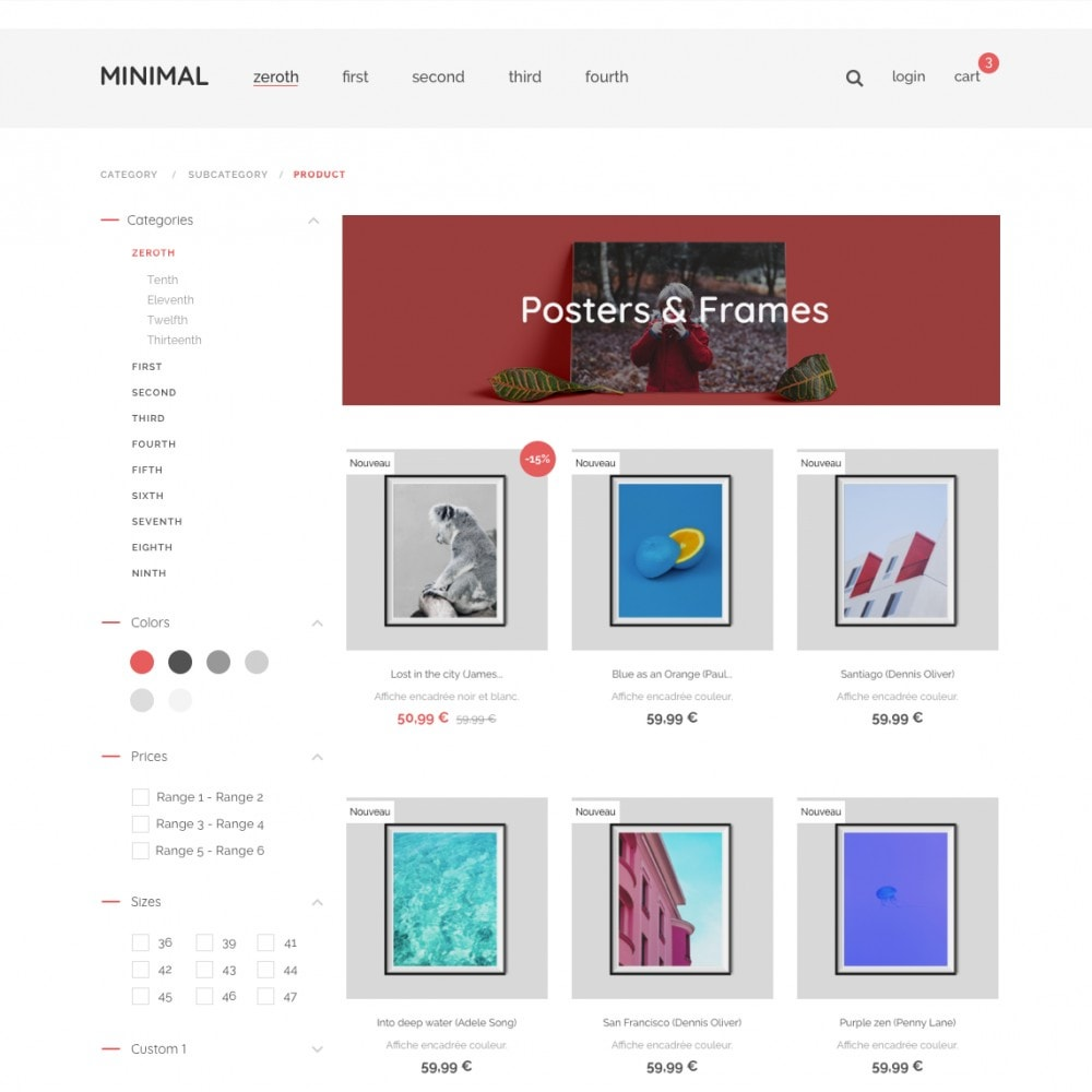 theme - Huis & Buitenleven - Minimal by PrestaShop - Style & Decoration - 2